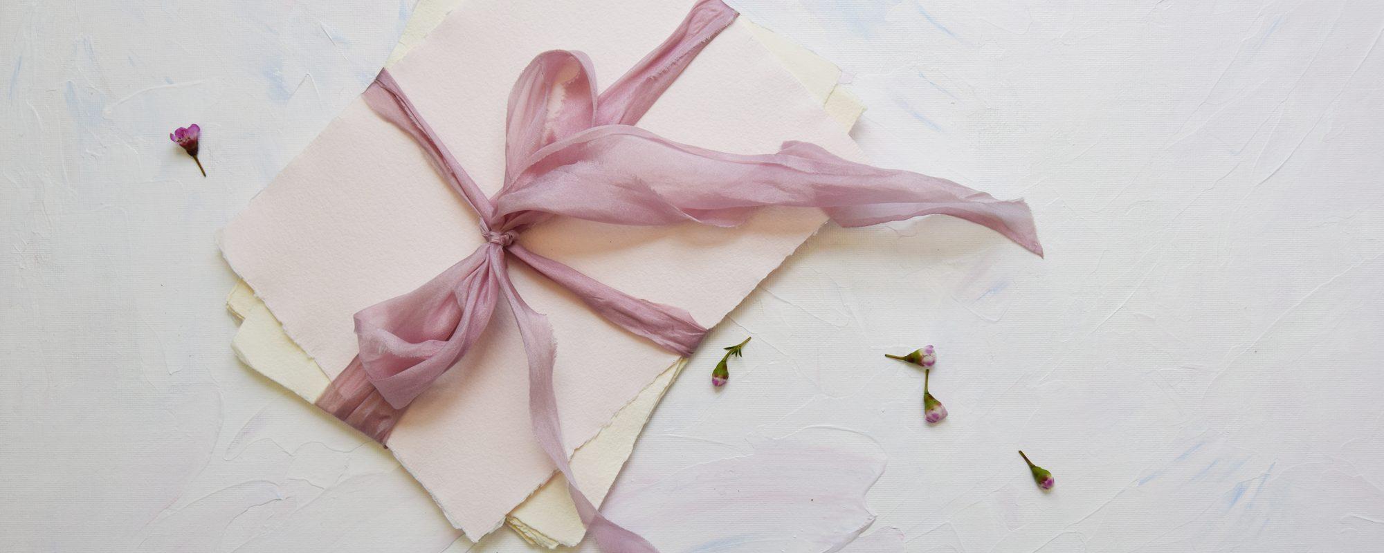 Handmade Paper - Fine Art Design Studio