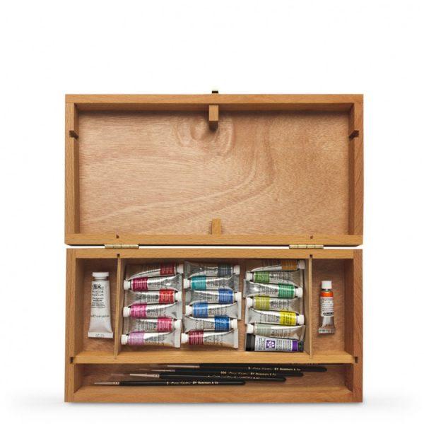 ANNA MASON : WATERCOLOUR WITH WOW SET : 21 COLOURS - Fine Art Design Studio